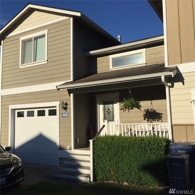 Skagit County Condo/Townhouse For Sale: 402 Harvest Edge