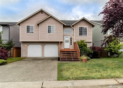 Puyallup Single Family Home For Sale: 12823 120th Ave E