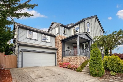 North Bend, Snoqualmie Single Family Home For Sale: 7510 Pinnacle Place SE
