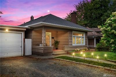 Everett Single Family Home For Sale: 3518 Rockefeller Ave