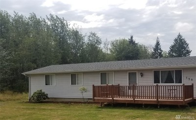 Chehalis Single Family Home For Sale: 154 Skinner Rd