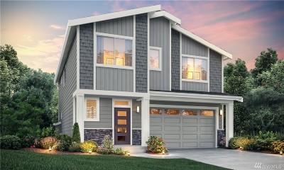 Marysville Single Family Home For Sale: 8617 74th (Lot 16) St NE