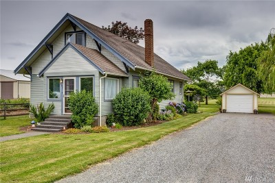 Bellingham WA Single Family Home For Sale: $550,000