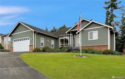 Bellingham WA Single Family Home For Sale: $450,000