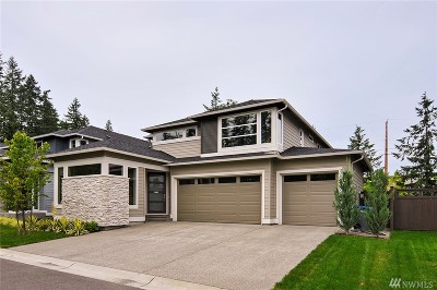 Maple Valley Single Family Home For Sale: 23918 SE 258th Wy