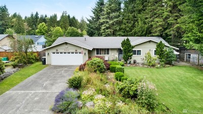 Lacey Single Family Home For Sale: 5410 34th Ave SE