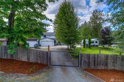 Graham Single Family Home For Sale: 12817 Kapowsin Highlands Dr E