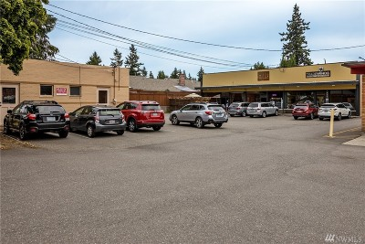 Shoreline Commercial For Sale: 1845 NW 195th St