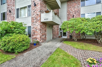 Snohomish Condo/Townhouse For Sale: 620 Avenue B #8