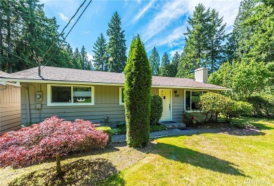 Sammamish Single Family Home For Sale: 2425 200th Ave SE