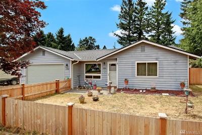 Marysville Single Family Home For Sale: 12214 41st Ave NE