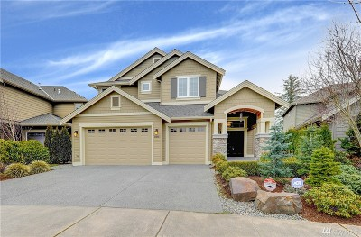 Sammamish Single Family Home For Sale: 27298 SE 13th St