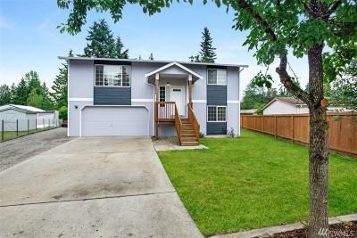 Bonney Lake Single Family Home For Sale: 22214 126th St E