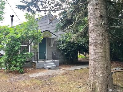 Olympia Single Family Home Pending: 614 Edison St SE