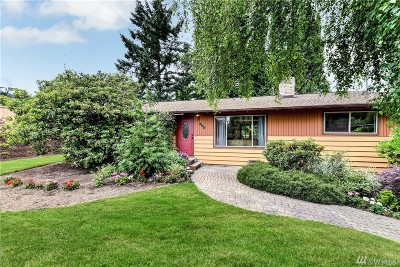 Bothell Single Family Home For Sale: 503 240th St SE
