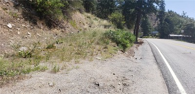 Chelan, Chelan Falls, Entiat, Manson, Brewster, Bridgeport, Orondo Residential Lots & Land For Sale: 8840 Entiat River Rd