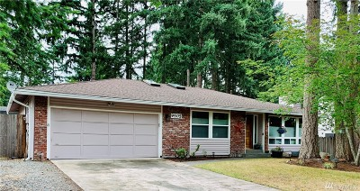 Puyallup Single Family Home For Sale: 9505 163rd St Ct E