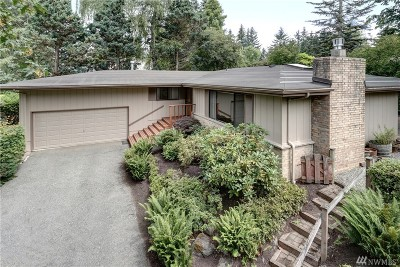 Renton Single Family Home For Sale: 17822 145th Ave SE