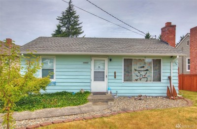 Seattle Single Family Home For Sale: 10852 11th Ave SW