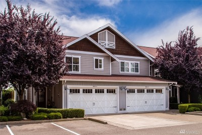 Lynden Condo/Townhouse For Sale: 8852 Depot Rd #A