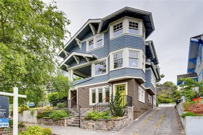 Seattle Multi Family Home For Sale: 7008 6th Ave NW
