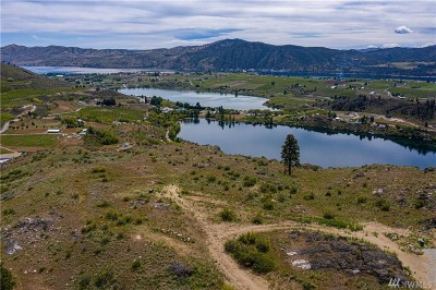 Chelan, Chelan Falls, Entiat, Manson, Brewster, Bridgeport, Orondo Residential Lots & Land For Sale: Lot E-4 Glory View Lane