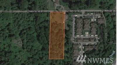 Bothell Residential Lots & Land For Sale: 214th St SE
