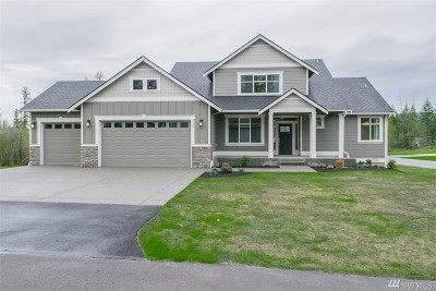 Snohomish Single Family Home For Sale: 7609 199th Ave SE
