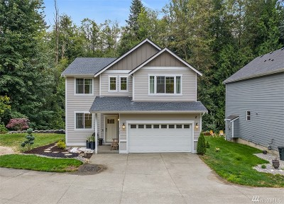 Port Orchard Single Family Home For Sale: 2103 Caleb Place SE