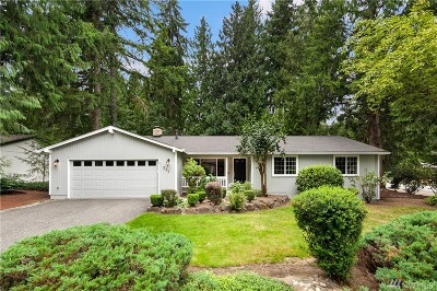 Sammamish Single Family Home For Sale: 237 222nd Ave NE
