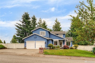 Enumclaw Single Family Home Contingent: 3010 Silver Springs Ave
