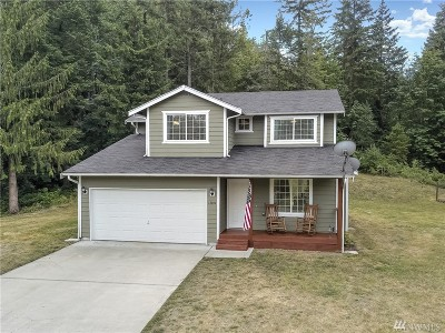 Roy Single Family Home For Sale: 33707 70th Ave S