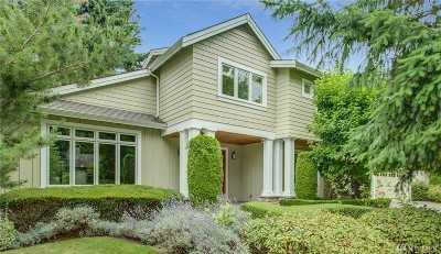 Mercer Island Single Family Home For Sale: 8712 SE 44th Place