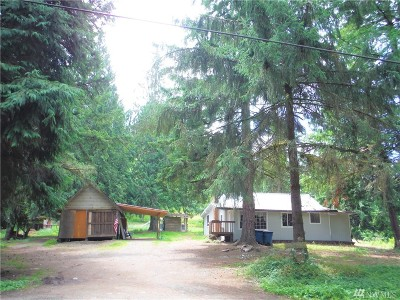 Monroe Single Family Home Contingent: 22415 Cherry Valley Rd