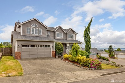 Marysville Single Family Home For Sale: 7804 69th St NE