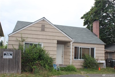 Kenmore Single Family Home For Sale: 17523 83rd Place NE