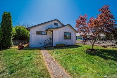 Marysville Single Family Home For Sale: 1912 6th St