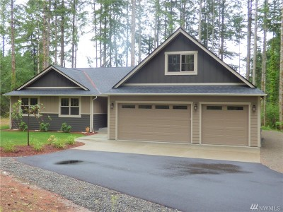 Thurston County Single Family Home For Sale: 8138 Steamboat Island Rd NW