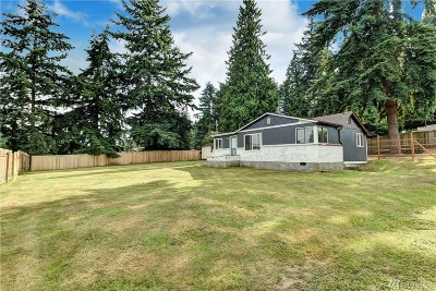 Lynnwood Single Family Home For Sale: 14814 Manor Wy