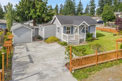 Everett Single Family Home For Sale: 1602 Palm Ave