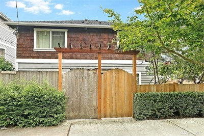 Seattle Single Family Home For Sale: 9123 23rd Ave NE