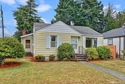 Seattle Single Family Home For Sale: 7127 36th Ave SW