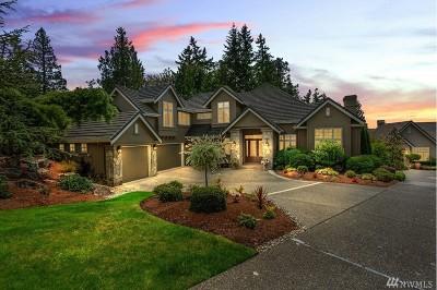 Sammamish Single Family Home For Sale: 20415 NE 31st St