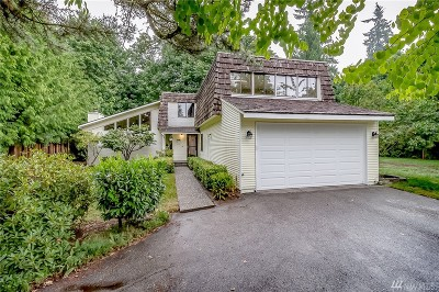 Lynnwood Single Family Home For Sale: 18322 Larch Way