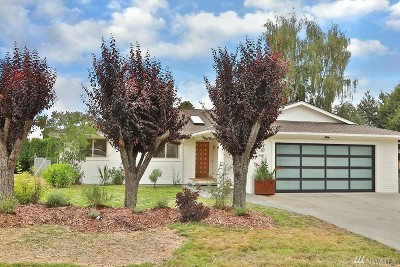 Langley Single Family Home Pending Inspection: 717 Suzanne Ct