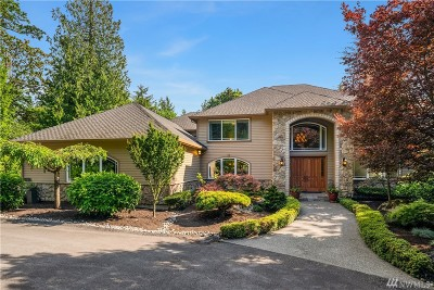 Maple Valley Single Family Home For Sale: 25955 SE 235th Wy