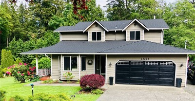Stanwood Single Family Home For Sale: 14333 44th Dr NW