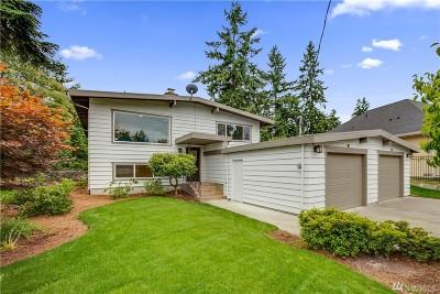 Bellevue Single Family Home For Sale: 15415 SE 41st St
