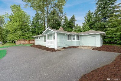 Renton Single Family Home For Sale: 17800 140th Ave SE