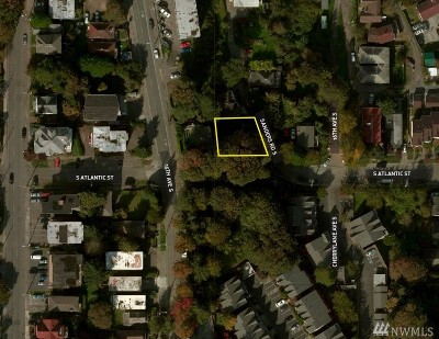 Seattle Residential Lots & Land For Sale: 1500 S Atlantic St
